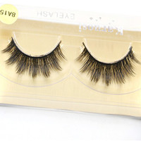 Women Makeup Beauty False Eyelashes 1- 1. 5cm Popular Messy Tr...