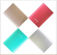 Power Bank Energy saving and durable universal ultra- thin al...