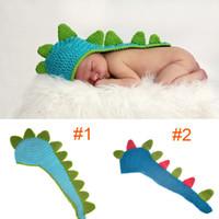 Newborn Crochet Baby Photography Props Crochet Hat Infant Ne...