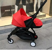 2 in 1 Babynest, Stroller with sleeping bag folding model, Sma...