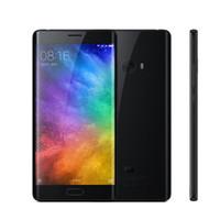 6GB 128GB Xiaomi Mi Примечание 2 64-Bit Quad Core Qualcomm Snapdragon 821 4G LTE сенсорный ID 22MP камера 5,7-дюймовый изогнутый экран 1080P FHD смартфон