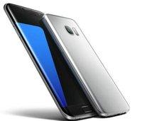 Goophon s7 edge 1: 1 Téléphone cellulaire déverrouillé Quad Core Android 6.0 1G RAM 4G Rom Afficher Octa coeur 64GB ROM Faux 4G LTE Smartphone Fast ship DHL