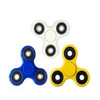 Nuevos estilos Spinner Fidgets Hand Spinner de alta calidad EDC para el autismo y el tiempo de rotación de ADHD tiempo Anti Stress Juguetes