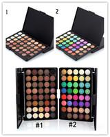 40 Цвет палитры теней для век Земли цвета Мерцающий блеск Земли Глаз Тень Power Set Косметический макияж инструмент Сделать VS Kylie тени для век