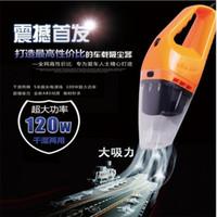 Wholesale- 12V 120W 5M 4000PA 4 Color High- Power Auto Vacuum ...