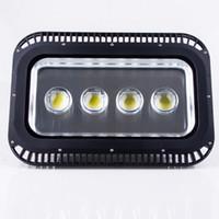 Высокое качество Яркий 200W 300W 400W 500W 600W Прожектор светодиодный Открытый Floodlamp водонепроницаемый светодиодный проект тоннеля лампы заливающего света AC 85-265V