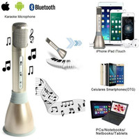 2017 K068 Wireless Karaoke Player Condenser Microphone with ...