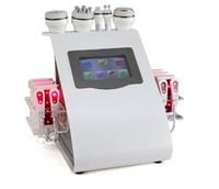 Ultrasonic Cavitation RF Vacuum Lipo Laser Slimming Machine ...
