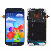 Pour Samsung Galaxy S4 numériseur d'écran avec qualité originale ou copie pour i9500 i337 i545 i9502 i9505 E300K E300S