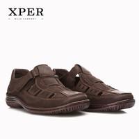 Size 40~45 Brand XPER Men Sandals Shoes Fretwork Breathable ...