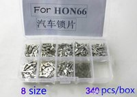 340pcs lot Car Lock Reed HON66 Lock Plate For Honda (300pcs ...