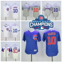 2016 World Series Champions Patch Chicago Cubs 10 Ron Santo ...