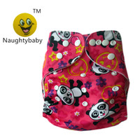 Hot Sale !Cartoon Animal Baby Diaper Covers AIO Cloth nappy ...