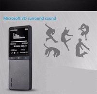 Wholesale- Mini ONN MP3 music Player bluetooth W8 support 8G...