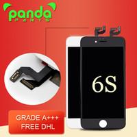 Grade AAA 4.7 pouces lcd pour iPhone 6s écran LCD avec écran tactile 3D numériseur remplacement d'assemblage DHL gratuit
