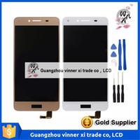 Pour Huawei Y5 ii Écran LCD et écran tactile Écran original Numériseur Assemblage Remplacement + Outils Pour Huawei Y5 ii Mobile