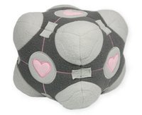 Wholesale- Official Valve Portal Weighted Companion Cube Plu...