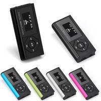 Wholesale- 2016 New Arrival Mini USB MP3 Player lettore mp3 ...