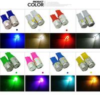 100PCS High Bright T10 6SMD W5W 5630 6LED 6 Smd Led Wedge Au...