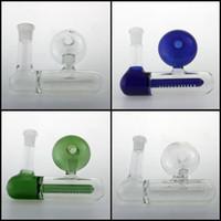 Ciseaux à joints obliques Lacunaris Cisailles en ligne en 14,4 mm ou 18,8 mm pour cendrier en verre 14 mm 18 mm bulleur et Percolateur en ligne perc