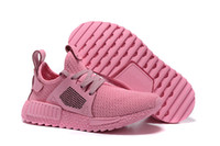 With Box Pink Color NMD Runner Shoes Women 2017 New Christma...
