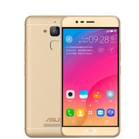Сенсорный ID ASUS ZenFone X008 Pegasus 3 4G LTE 2 Гб 16 Гб 64-Bit Quad Core MTK6737 Android 5.2inch IPS 6.0 4100mAh Батарея 1280 * 720 HD смартфон