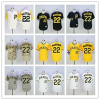 Andrew McCutchen Jersey Pittsburgh Pirates #22 Flexbase Cool...