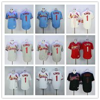 Ozzie Smith Jersey St. Louis Cardinals Baseball Jerseys Coop...
