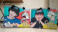 exo chanyeol 20pcs plastic bag tote free shipping