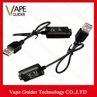 eGO USB Cable Charger Electronic Cigarette USB Charger for e...