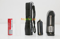 G700 E17 Grade A CREE XML T6 3800lm High Power LED Torches Z...