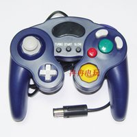 NGC Wired Gaming Game Controller Gamepad Joystick pour NGC Console Nintendo Gamecube Wii U Extension Câble Câble Turbo Dualshock Q1