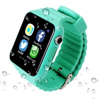 GPS Smart Watch kids watch Call function V7k with camera fac...