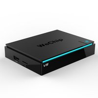 Original WeChip V5 KODI 16. 1 Android 6. 0 TV BOX Amlogic S905...