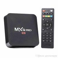 DHL Shipping MXQ Pro iptv box Rockchip3229 Quad Core Andorid...