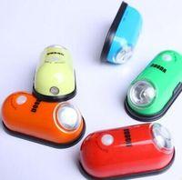 Shippping libre -Mini PIR Body Motion Sensor LED Lumière Nuit Passageway Toilette Salle de bain Lampe