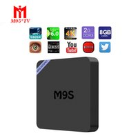 Mini M9S PRO Android 6. 0 TV Box KODI16. 1 Fully Loaded Amlogi...