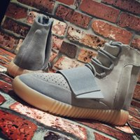 Adidas Originals 2017 Kanye West Yeezy Boost 750 BY2456 B353...