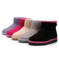 New Arrival Women Fashion Shoes Snow Boots Ankle Boots Round...