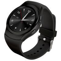 NO.1 G3 Bluetooth 4.0 Watch Phone Смарт MTK2502 2G GSM Micro SIM SmartWatch Heart Rate Monitor Фитнес-трекер Голосовой чат вызова SMS напоминание