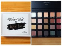 HOT NEW violet Voss Pro Eye Shadow Palette REFOR 20 color ey...