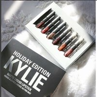 20 sets Kylie Mini Kit HOLIDAY Edition 6Pcs KIT MATTE LIQUID...