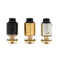 Alpine RDTA Atomiseur 3ml capacité réservoir 24mm Diamètre vaporisateur E Cigarette 510 Atomiseur pour boite de vaporisation mod