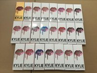 28color Kylie Lip Kit by kylie jenner Velvetine Liquid Matte...