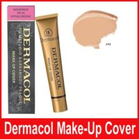 DERMACOL MAKEUP COVER FILM STUDIO LEGENARY WATERPROOF FOUNDATION MAKE UP-50th Anniversary Limited Версия 14 цветов бесплатно