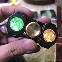2017 New LED lights handspinner luminous Hand Spinner finger...