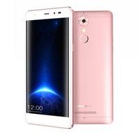 3GB 16GB LEAGOO T1 Plus 4G LTE сенсорный 5,5-дюймовый ID IPS 1280 * 720 HD Android 6.0 Зефир 64-разрядный смартфон Quad Core MTK6737 OTG 13 Мпикс камера