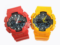 2016 top quality relogio G*100 men' s sports watches, wi...