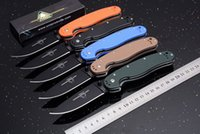 5 models New Ontario DART Model Folding knife AUS- 8 Blade G1...