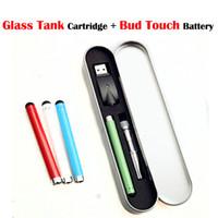Glass tank kit Pyrex glass cartridge CE3 atomizer vaporizer ...